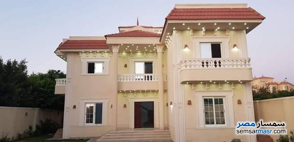 Photo 1 - Villa 5 bedrooms 5 baths 500 sqm extra super lux For Sale King Maryot Alexandira