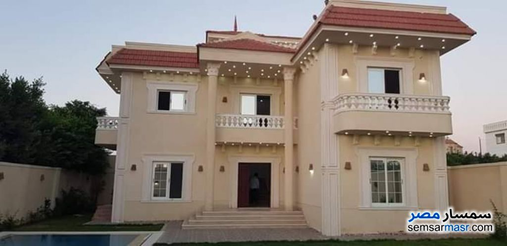Photo 2 - Villa 5 bedrooms 5 baths 500 sqm extra super lux For Sale King Maryot Alexandira