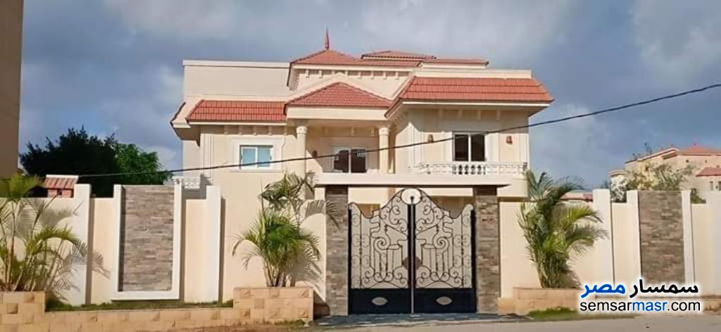 Photo 9 - Villa 5 bedrooms 5 baths 500 sqm extra super lux For Sale King Maryot Alexandira