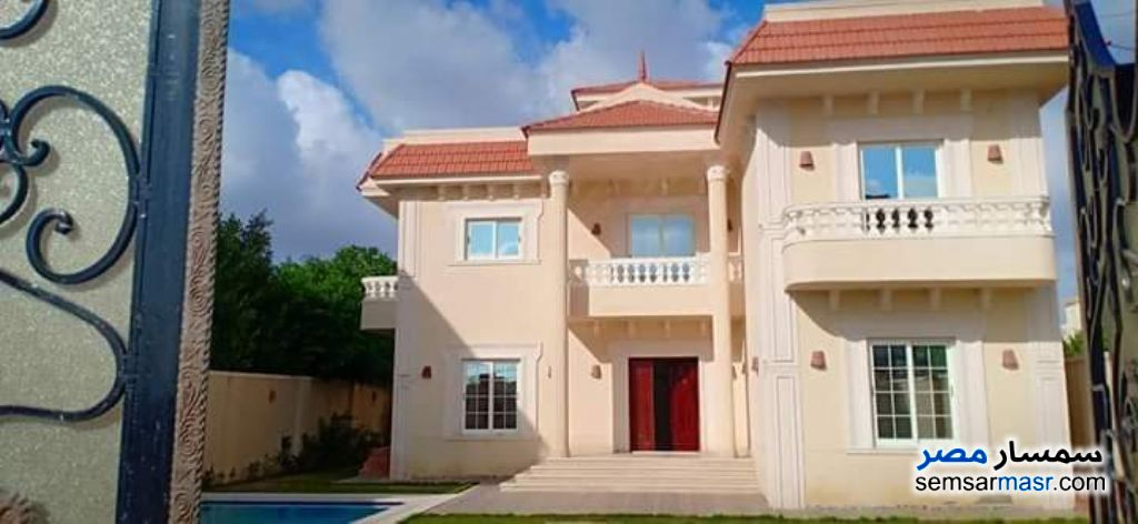 Photo 8 - Villa 5 bedrooms 5 baths 500 sqm extra super lux For Sale King Maryot Alexandira