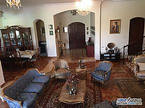 Villa 4 bedrooms 3 baths 25,200 sqm extra super lux For Sale Cairo Alexandria Desert Road Giza - 6