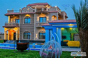 Ad Photo: Villa 6 bedrooms 5 baths 600 sqm extra super lux in Cairo Alexandria Desert Road  Giza