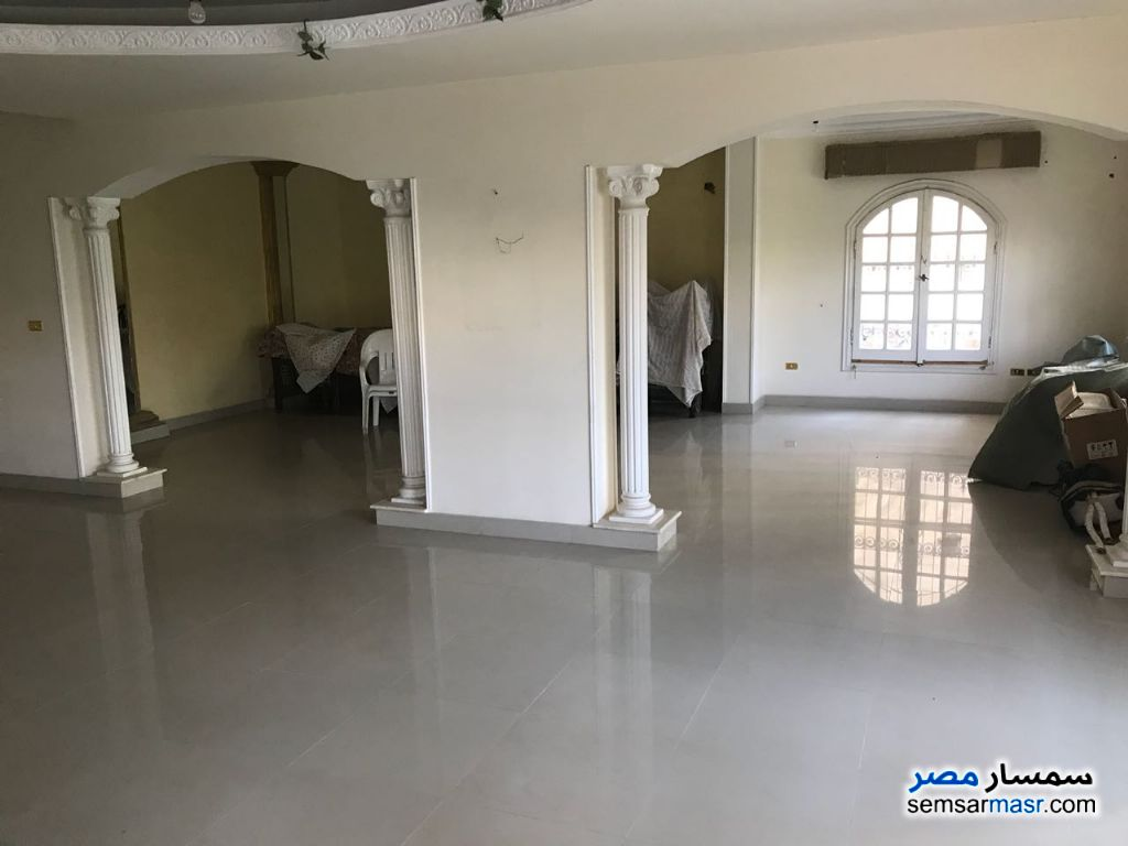 Photo 22 - Villa 3 bedrooms 3 baths 370 sqm extra super lux For Sale Fifth Settlement Cairo