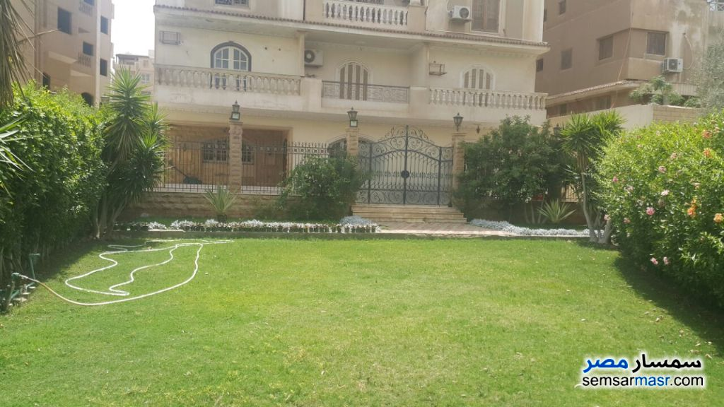 Photo 4 - Villa 3 bedrooms 3 baths 370 sqm extra super lux For Sale Fifth Settlement Cairo