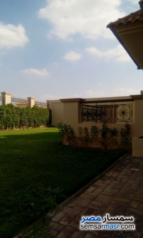 Photo 9 - Villa 6 bedrooms 6 baths 700 sqm extra super lux For Sale Sheikh Zayed 6th of October