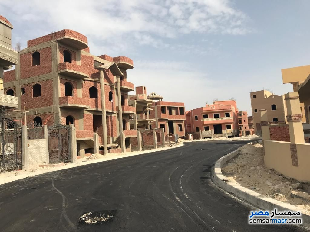 Photo 2 - Villa 5 bedrooms 5 baths 530 sqm semi finished For Sale Mukhabarat Land 6th of October