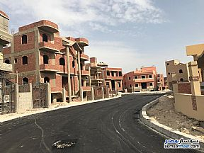 Villa 5 bedrooms 5 baths 530 sqm semi finished For Sale Mukhabarat Land 6th of October - 2