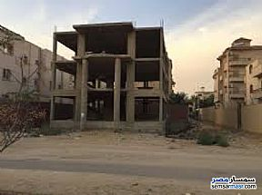 Building 600 sqm without finish For Sale West Somid 6th of October - 1