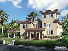 Ad Photo: Villa 4 bedrooms 4 baths 1000 sqm without finish in Egypt