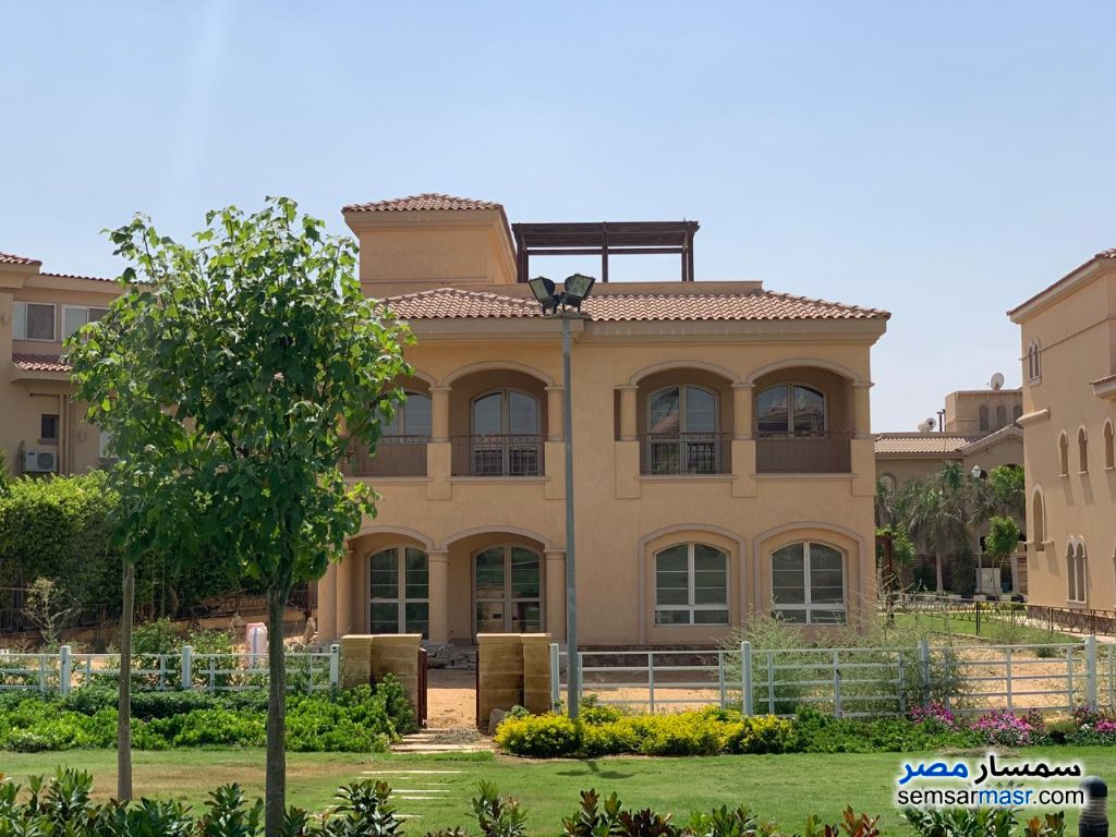 Photo 21 - Villa 4 bedrooms 4 baths 730 sqm super lux For Sale Madinaty Cairo
