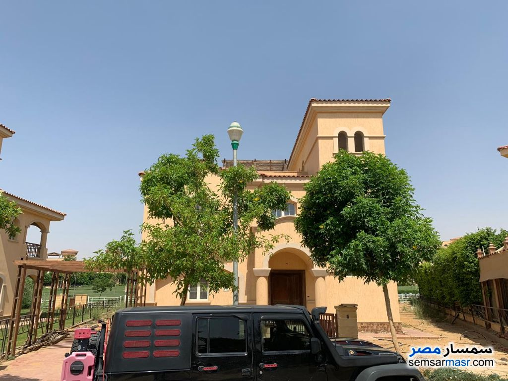 Photo 1 - Villa 4 bedrooms 4 baths 730 sqm super lux For Sale Madinaty Cairo