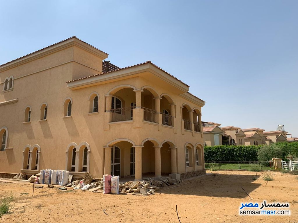 Photo 9 - Villa 4 bedrooms 4 baths 730 sqm super lux For Sale Madinaty Cairo