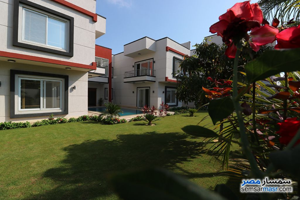 Photo 1 - Villa 4 bedrooms 5 baths 600 sqm extra super lux For Sale King Maryot Alexandira