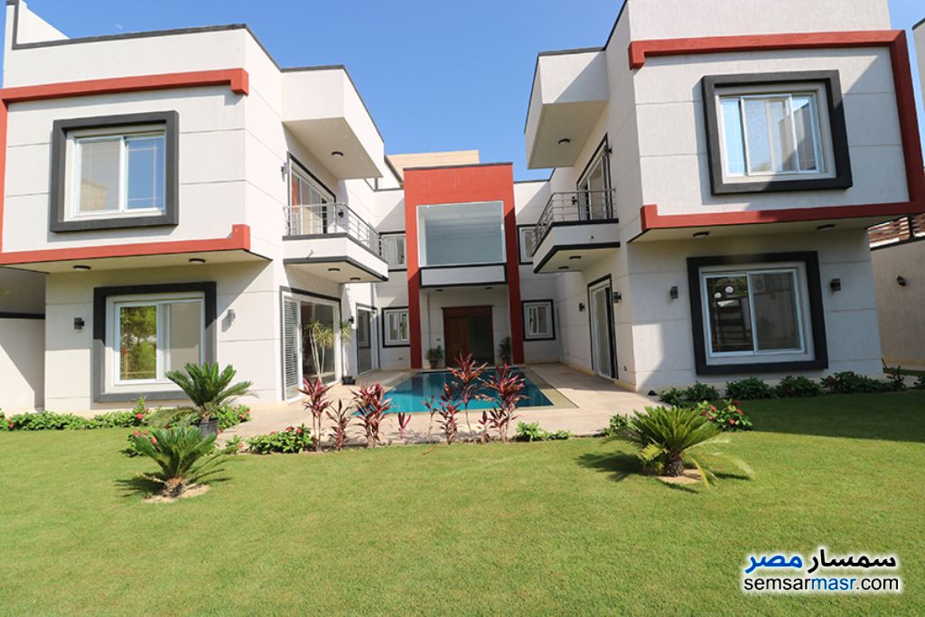 Photo 2 - Villa 4 bedrooms 5 baths 600 sqm extra super lux For Sale King Maryot Alexandira