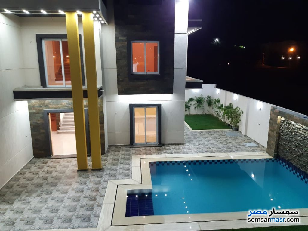 Photo 5 - Villa 4 bedrooms 3 baths 360 sqm extra super lux For Sale King Maryot Alexandira