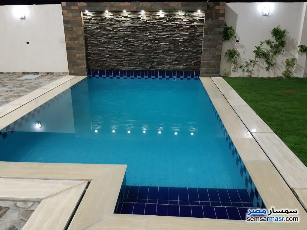 Photo 7 - Villa 4 bedrooms 3 baths 360 sqm extra super lux For Sale King Maryot Alexandira
