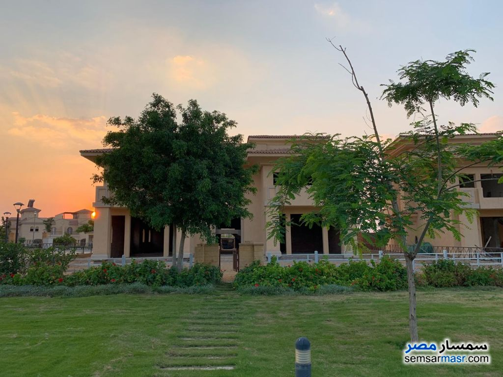 Photo 4 - Villa 7 bedrooms 7 baths 830 sqm without finish For Sale Madinaty Cairo