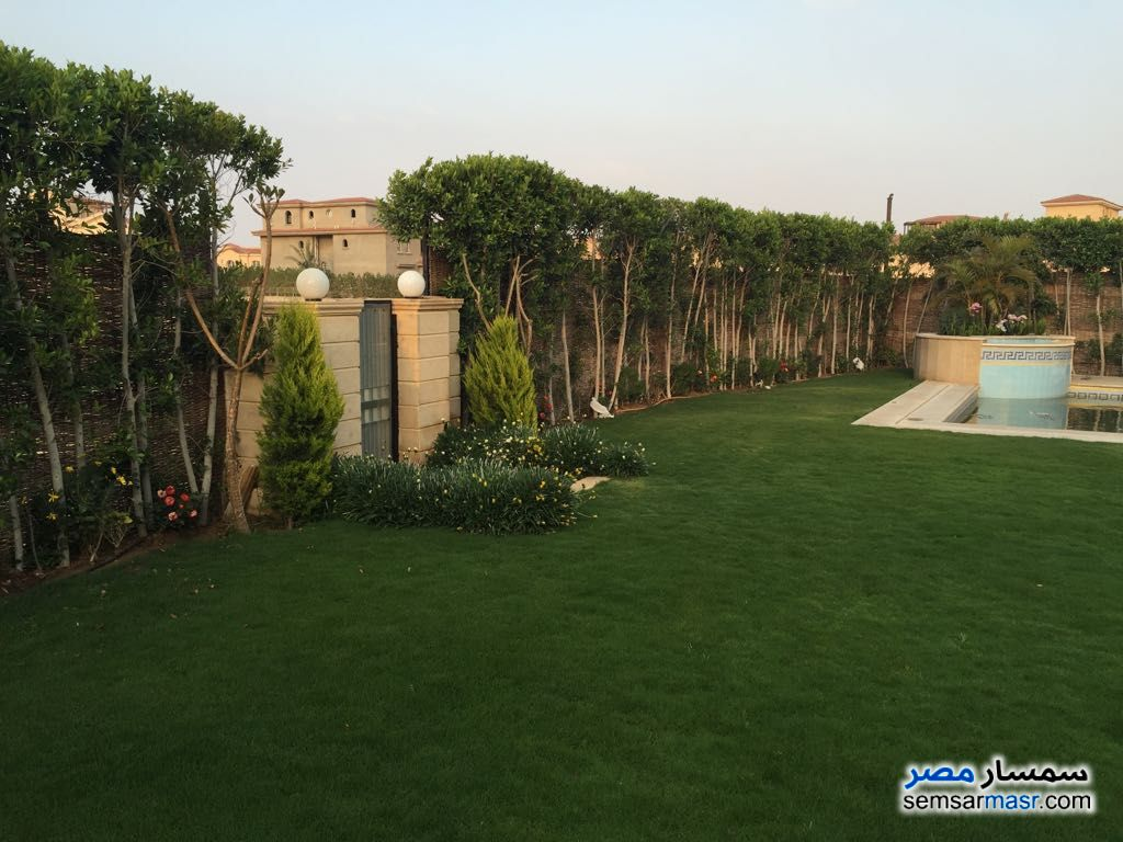 Photo 4 - Villa 4 bedrooms 5 baths 750 sqm extra super lux For Sale Madinaty Cairo