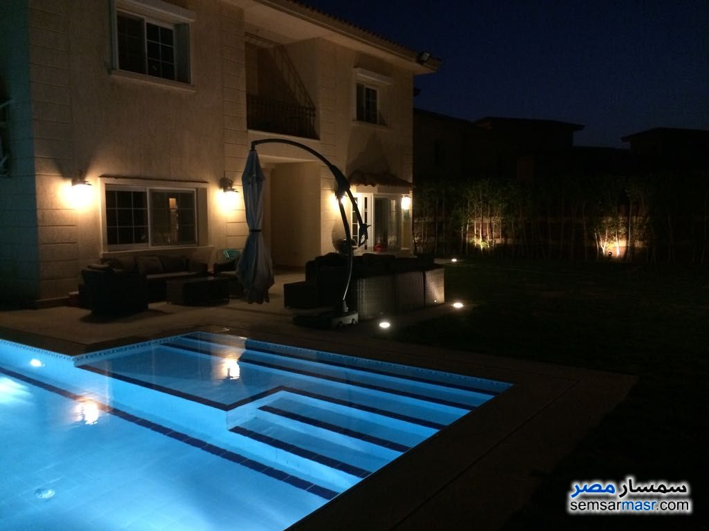 Photo 1 - Villa 4 bedrooms 5 baths 750 sqm extra super lux For Sale Madinaty Cairo