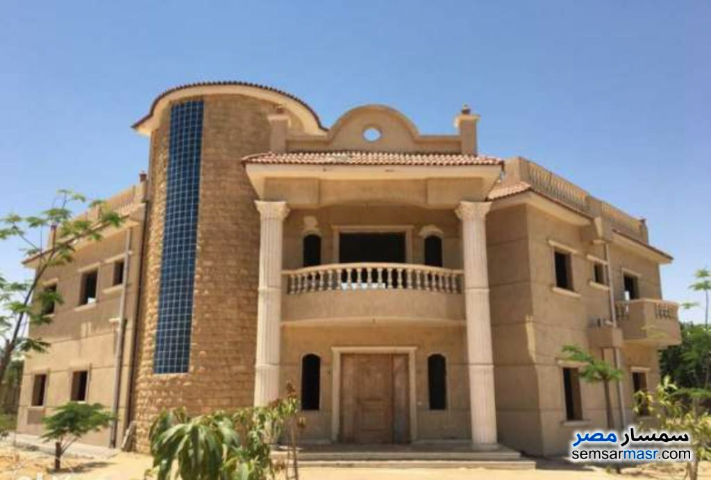Photo 1 - Villa 5 bedrooms 5 baths 4,200 sqm extra super lux For Sale Districts 6th of October