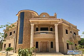 Villa 5 bedrooms 5 baths 4,200 sqm extra super lux For Sale Districts 6th of October - 1
