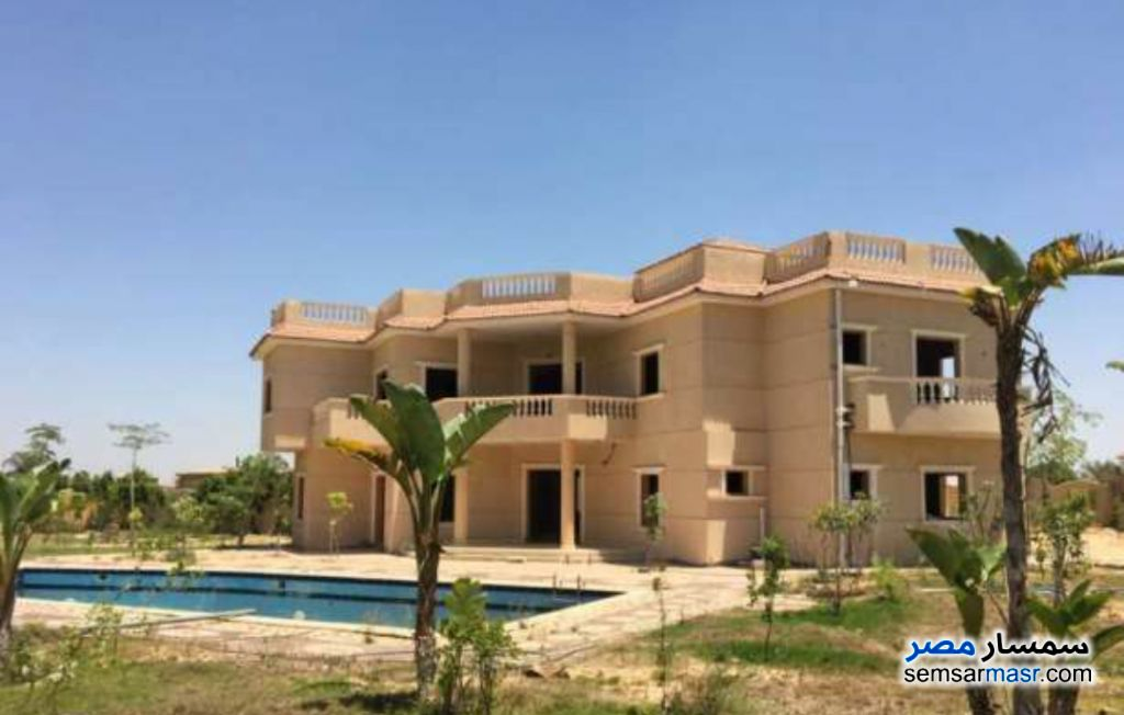 Photo 2 - Villa 5 bedrooms 5 baths 4,200 sqm extra super lux For Sale Districts 6th of October