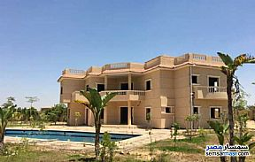 Villa 5 bedrooms 5 baths 4,200 sqm extra super lux For Sale Districts 6th of October - 2