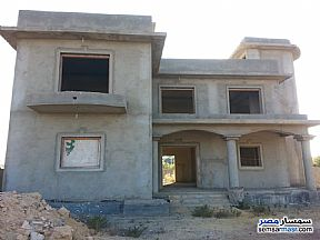 Ad Photo: Villa 1 bedroom 1 bath 1000 sqm without finish in Borg Al Arab  Alexandira