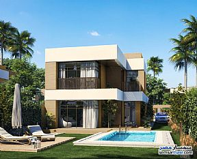 Villa 4 bedrooms 4 baths 191 sqm without finish