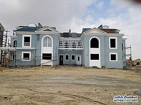 Ad Photo: Villa 3 bedrooms 2 baths 196 sqm semi finished in El Ubour City  Qalyubiyah