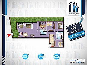 Ad Photo: Villa 4 bedrooms 3 baths 240 sqm semi finished in Hadayek Al Ahram  Giza