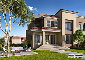 Ad Photo: Villa 3 bedrooms 3 baths 270 sqm semi finished in Madinaty  Cairo