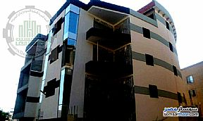 Apartment 4 bedrooms 3 baths 500 sqm semi finished For Sale El Ubour City Qalyubiyah - 1