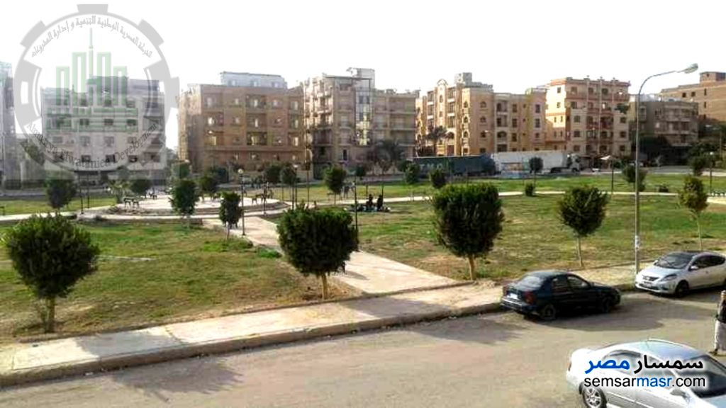 Photo 2 - Apartment 4 bedrooms 3 baths 500 sqm semi finished For Sale El Ubour City Qalyubiyah