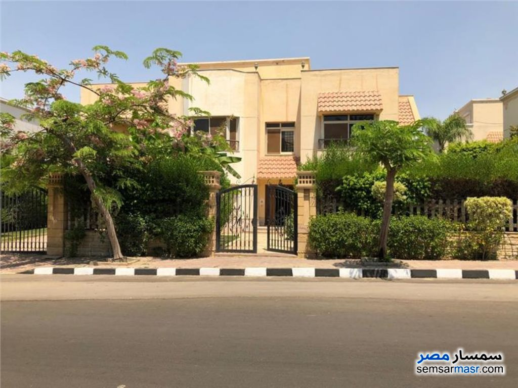 Photo 4 - Villa 4 bedrooms 4 baths 650 sqm extra super lux For Sale Rehab City Cairo