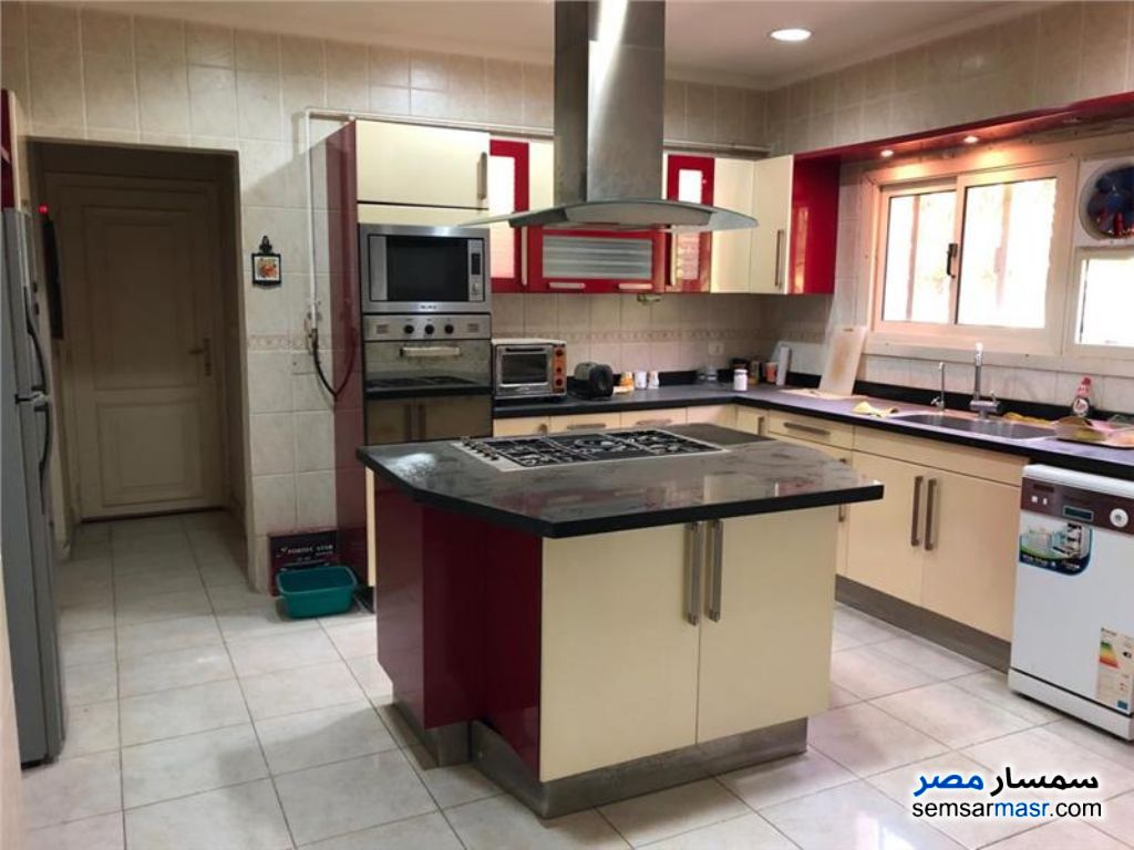 Photo 8 - Villa 4 bedrooms 4 baths 650 sqm extra super lux For Sale Rehab City Cairo