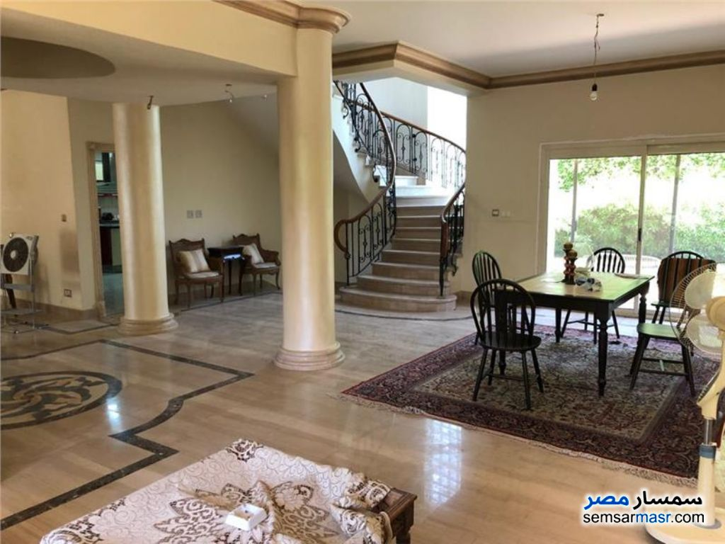 Photo 9 - Villa 4 bedrooms 4 baths 650 sqm extra super lux For Sale Rehab City Cairo