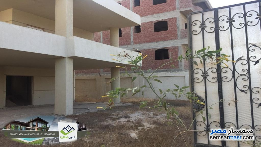 Photo 10 - Villa 3 bedrooms 1 bath 450 sqm semi finished For Sale Borg Al Arab Alexandira