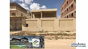 Villa 3 bedrooms 1 bath 450 sqm semi finished For Sale Borg Al Arab Alexandira - 1