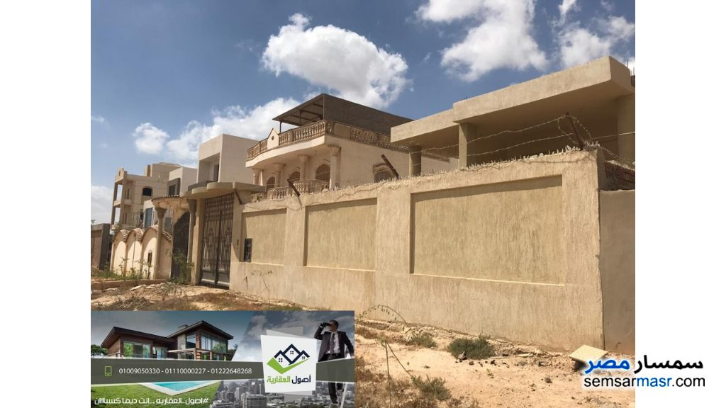 Photo 3 - Villa 3 bedrooms 1 bath 450 sqm semi finished For Sale Borg Al Arab Alexandira