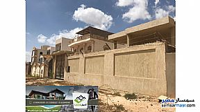 Villa 3 bedrooms 1 bath 450 sqm semi finished For Sale Borg Al Arab Alexandira - 3
