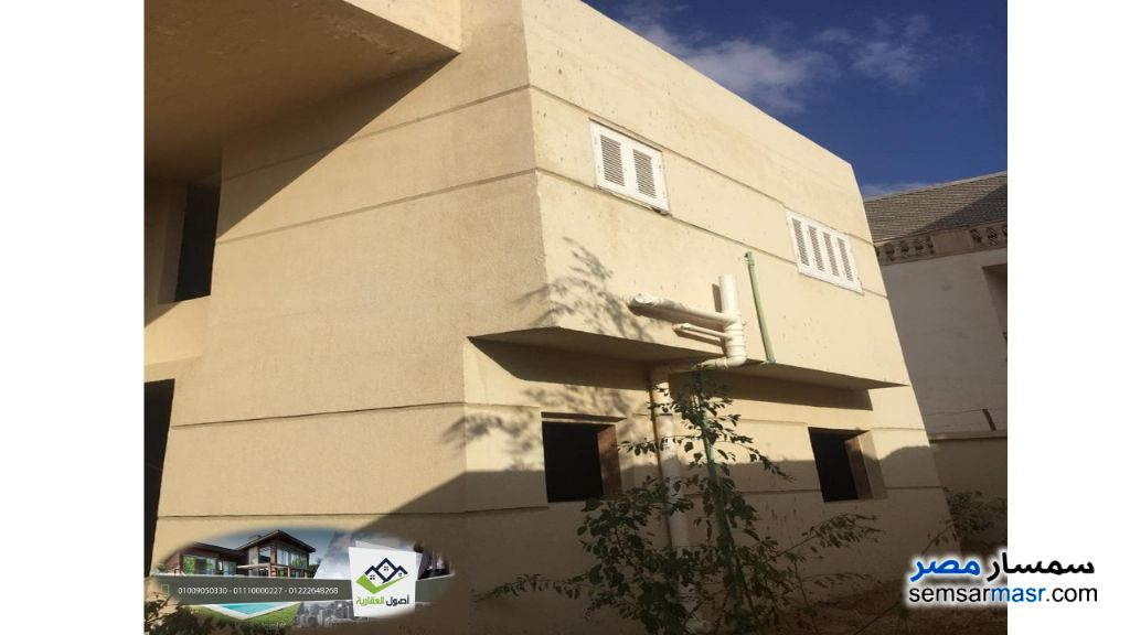Photo 9 - Villa 3 bedrooms 1 bath 450 sqm semi finished For Sale Borg Al Arab Alexandira