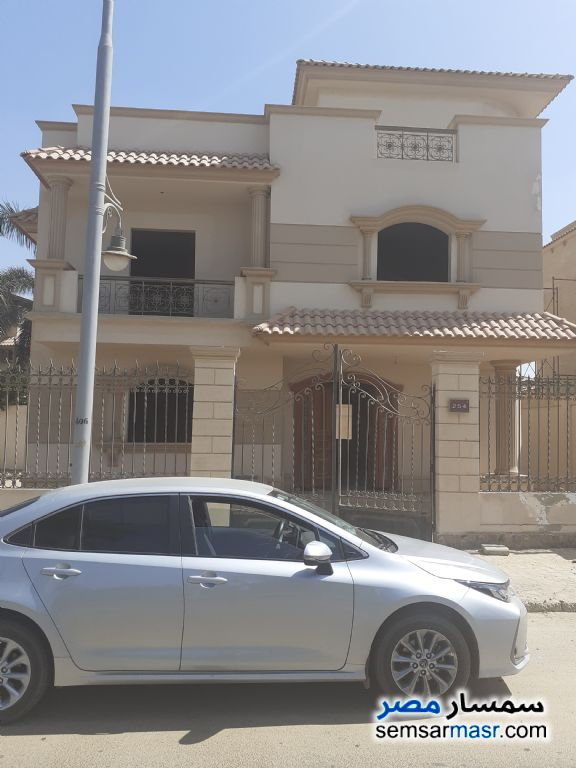 Photo 6 - Villa 4 bedrooms 3 baths 526 sqm semi finished For Sale Sheikh Zayed 6th of October