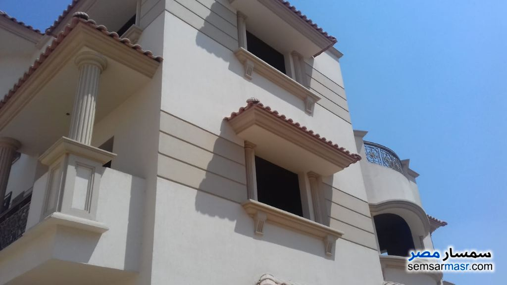 Photo 8 - Villa 4 bedrooms 3 baths 526 sqm semi finished For Sale Sheikh Zayed 6th of October