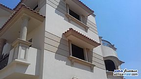 Villa 4 bedrooms 3 baths 526 sqm semi finished For Sale Sheikh Zayed 6th of October - 8