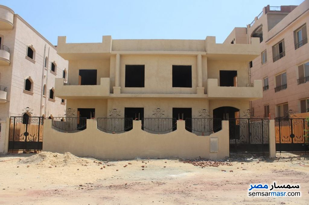 Photo 2 - Villa 12 bedrooms 12 baths 600 sqm semi finished For Sale El Ubour City Qalyubiyah