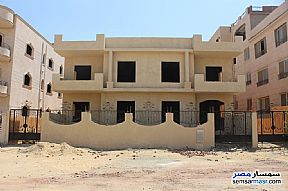 Villa 12 bedrooms 12 baths 600 sqm semi finished For Sale El Ubour City Qalyubiyah - 2