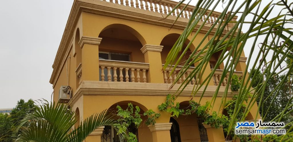 Ad Photo: Villa 4 bedrooms 3 baths 645 sqm extra super lux in Shorouk City  Cairo