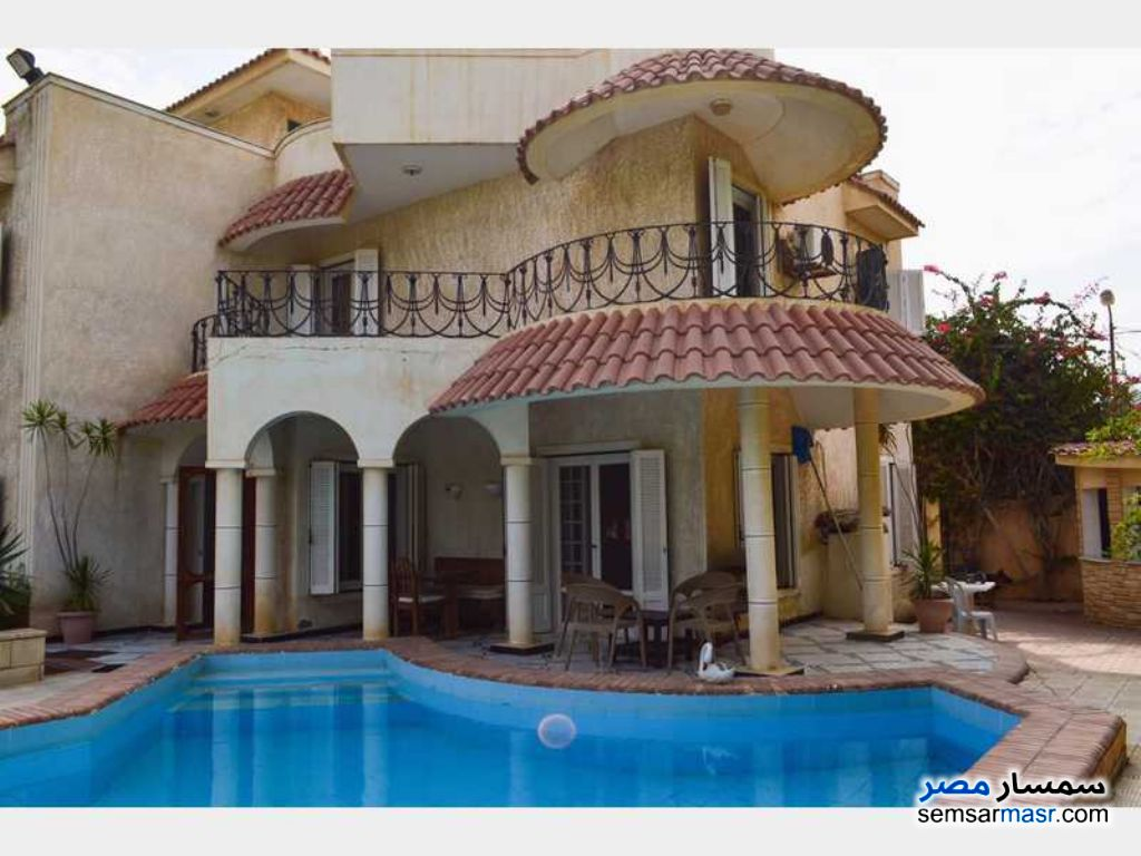 Photo 1 - Villa 4 bedrooms 3 baths 735 sqm extra super lux For Sale King Maryot Alexandira