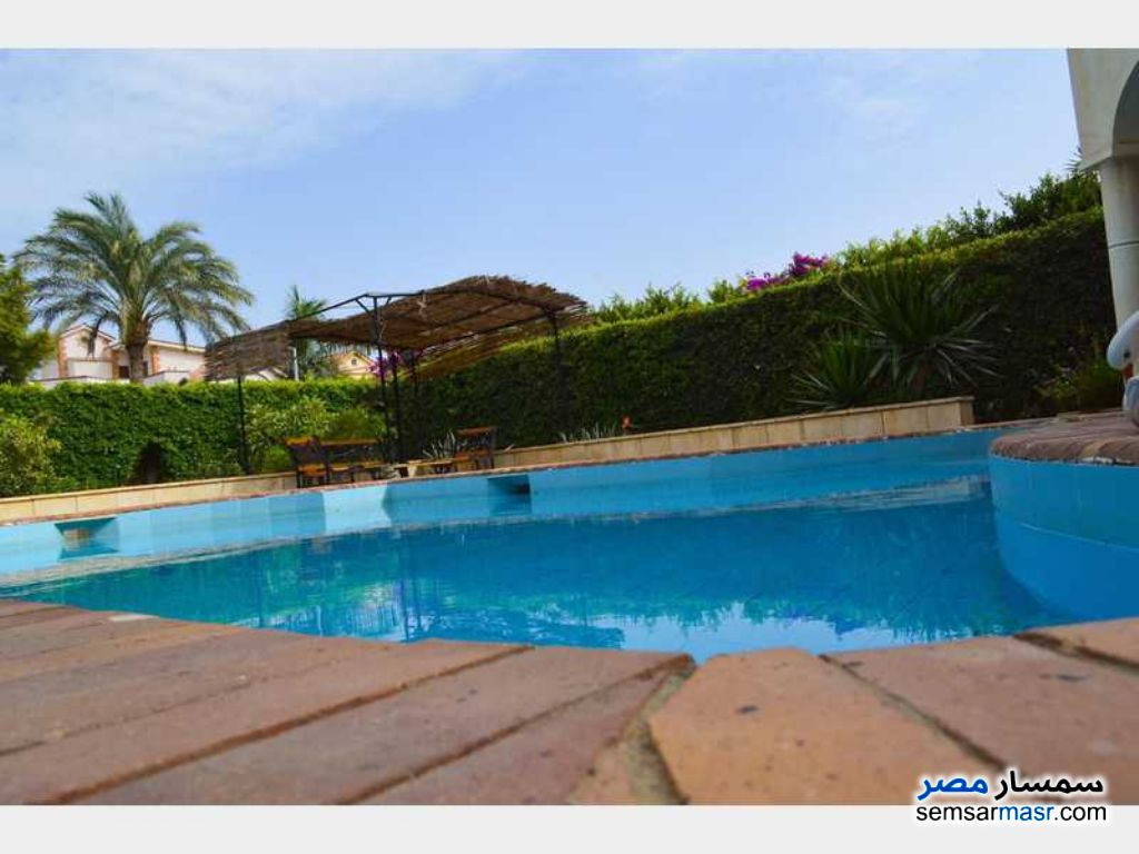 Photo 2 - Villa 4 bedrooms 3 baths 735 sqm extra super lux For Sale King Maryot Alexandira